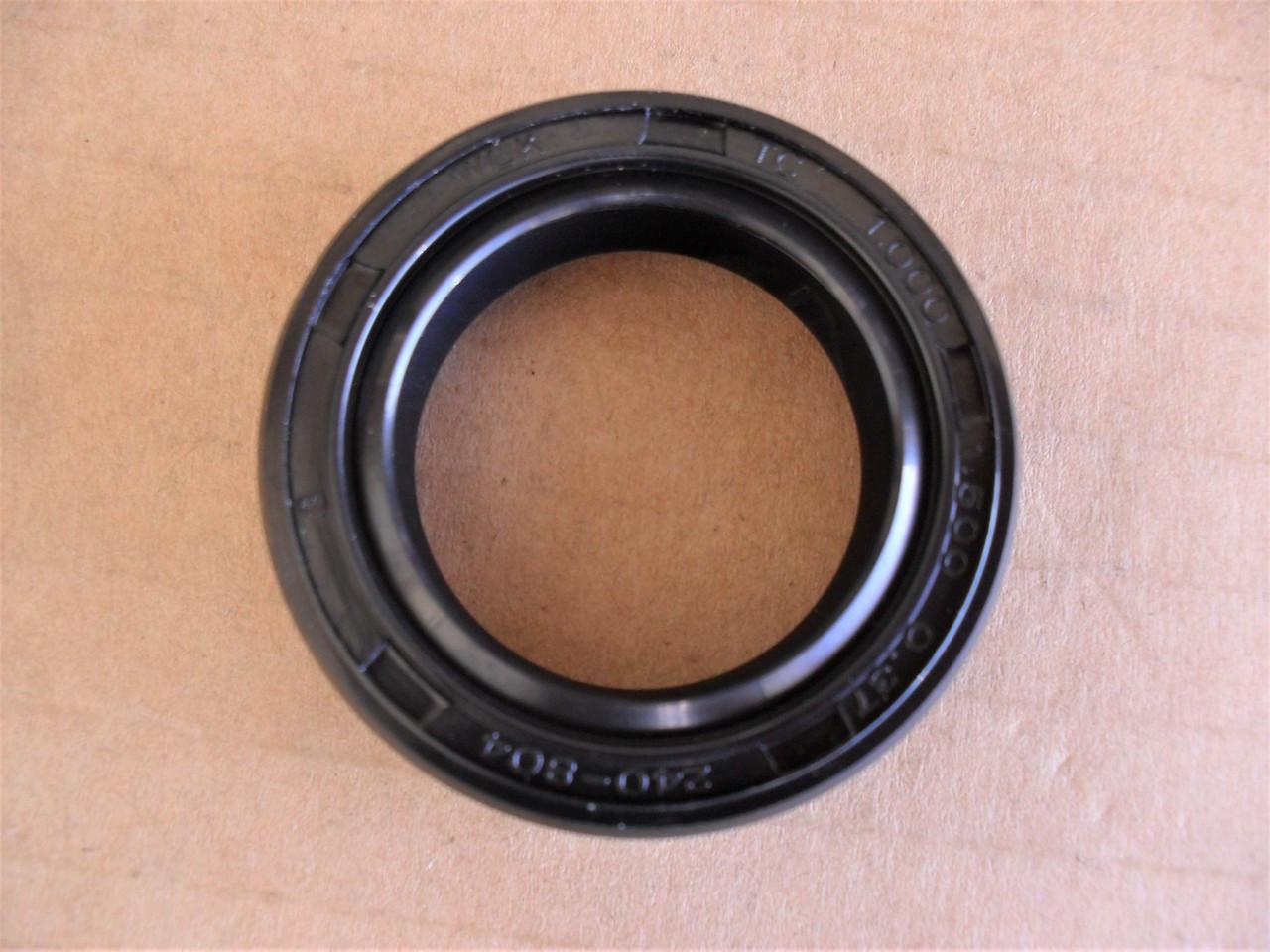 ZHLXH 2pk Wheel Axle Oil Seal for Troy Bilt Horse Tillers的 921-04031 9621 GW-9601