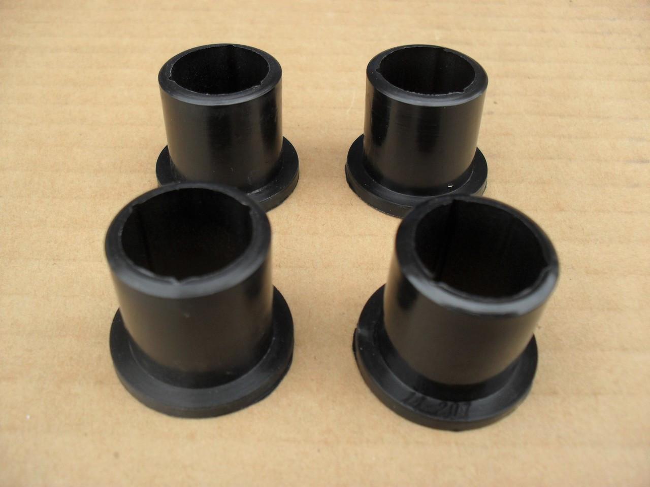 Wheel Axle Bushings for MTD 741-0313, 741-0487, 741-0487A, 741-0487C, 941-0487A, bushing, bearings bearing