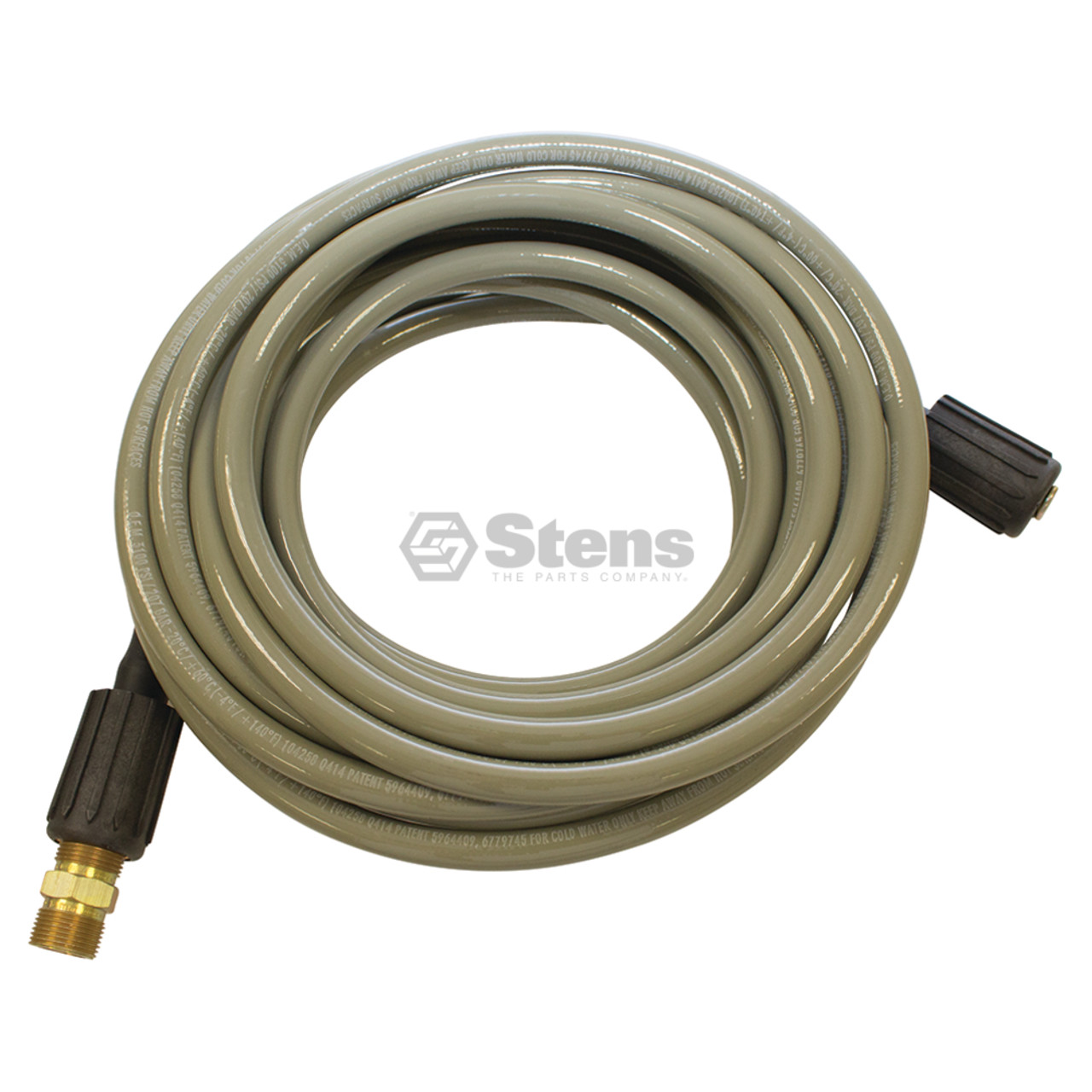 Pressure Washer Hose 25 Feet Long, High Pressure, 3100 PSI, High  Flexibility, Kink Resistance, Designed to Fit Most Gas Pressure Washers,  Non Marring