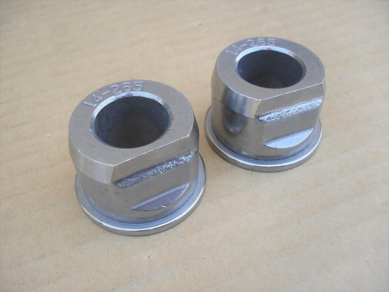 8 Front Wheel Bushings fits Husqvarna 532009040 Poulan Craftsman