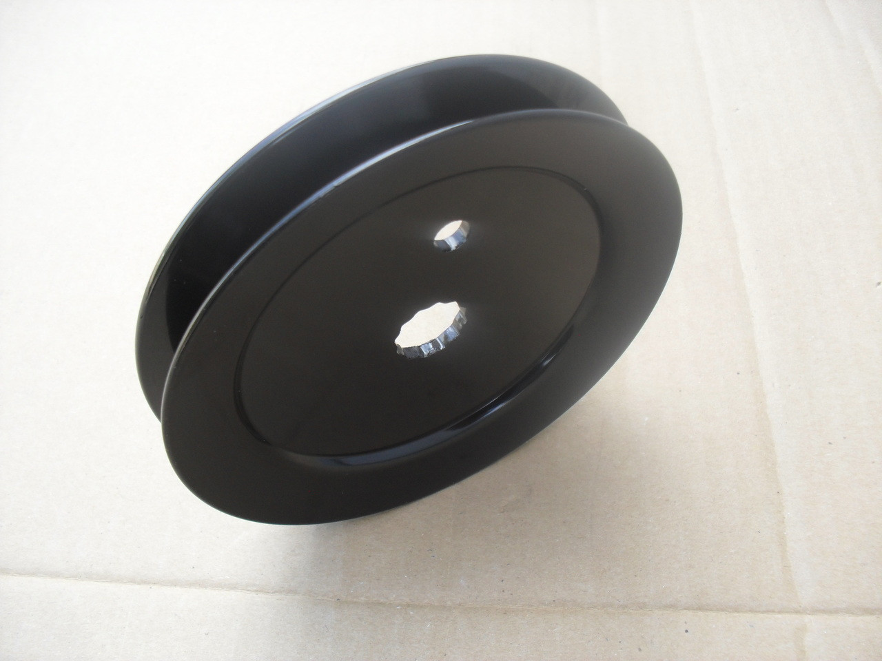 Deck Spindle Pulley for 46