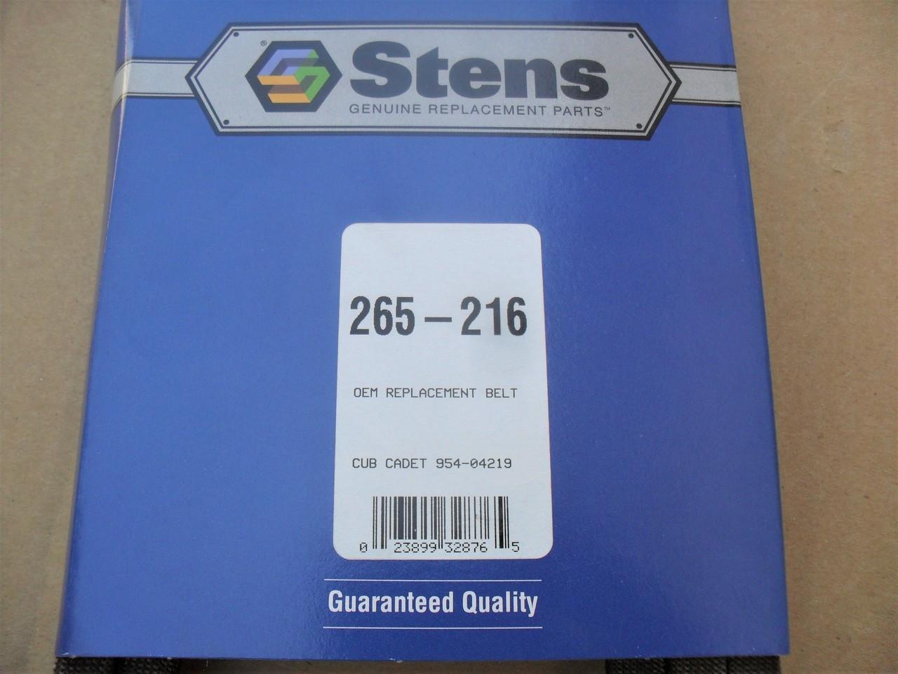 Deck Belt for Craftsman T1600, LT2000, LT2500, 46