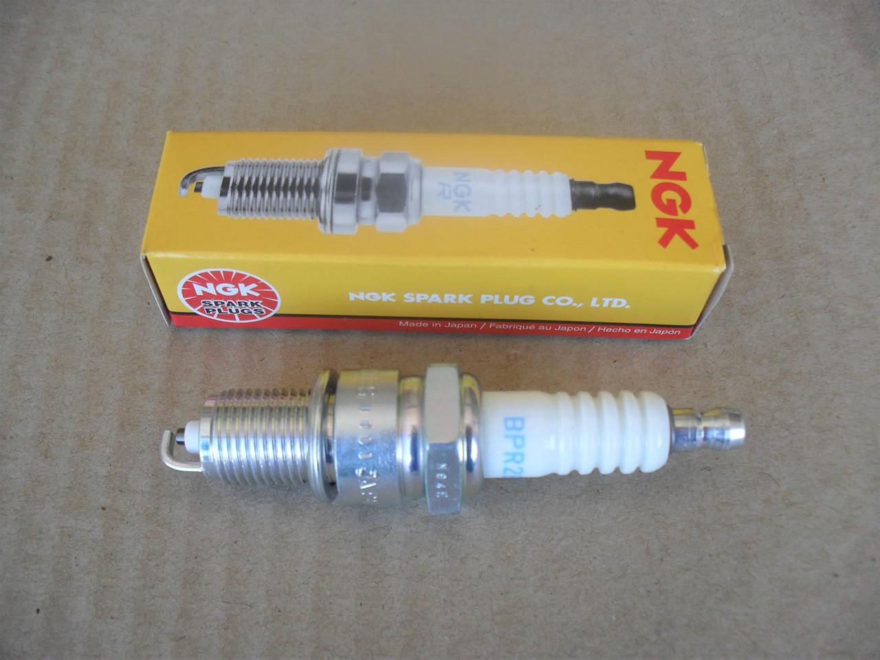 SUPER 2015 8 Genuine 2264 NGK Spark Plugs  BPR2ES Standard  Lawnmower