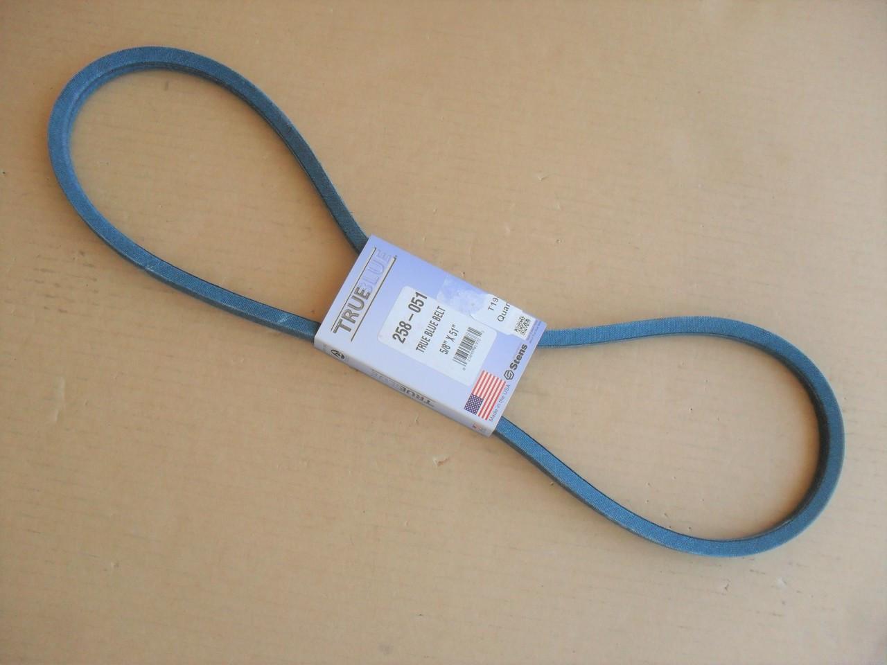 """MTD Industrial V-ceinture 165168 754-0102 754-0154 754-0225 754-0255 1//2/"""" X 37/"""""""