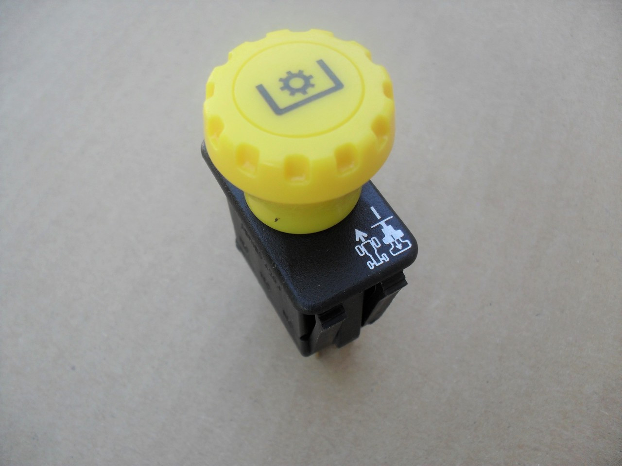 Delta PTO Switch 6271302, 6271-302, series 6204, 8 Terminals, Made In USA