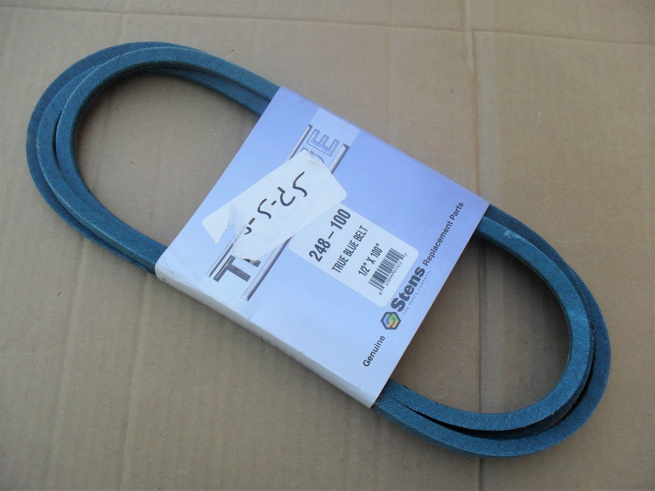 Belt for Allis Chalmers 173461, 2029665, Made in USA, Kevlar cord, Oil and heat resistant