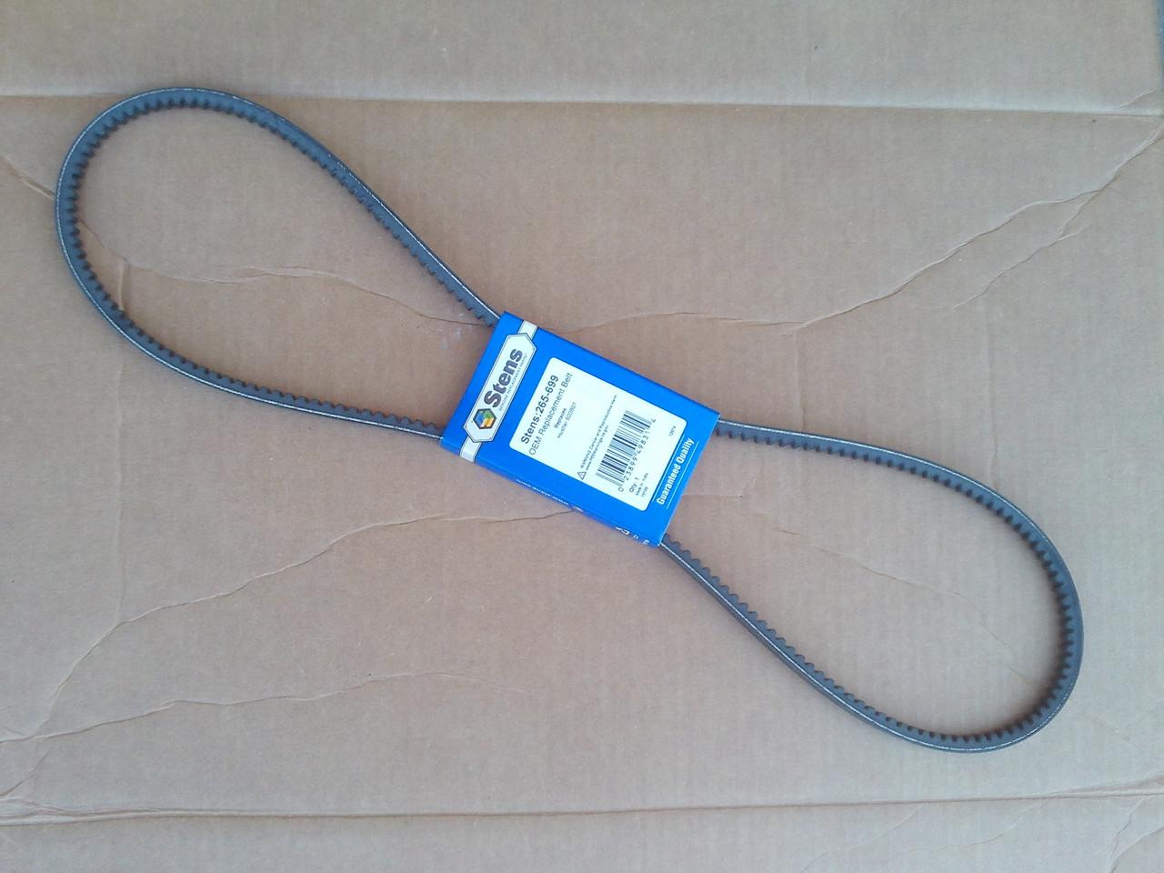603907 Drive Belt Fits Hustler  Raptor Limited SD SDX