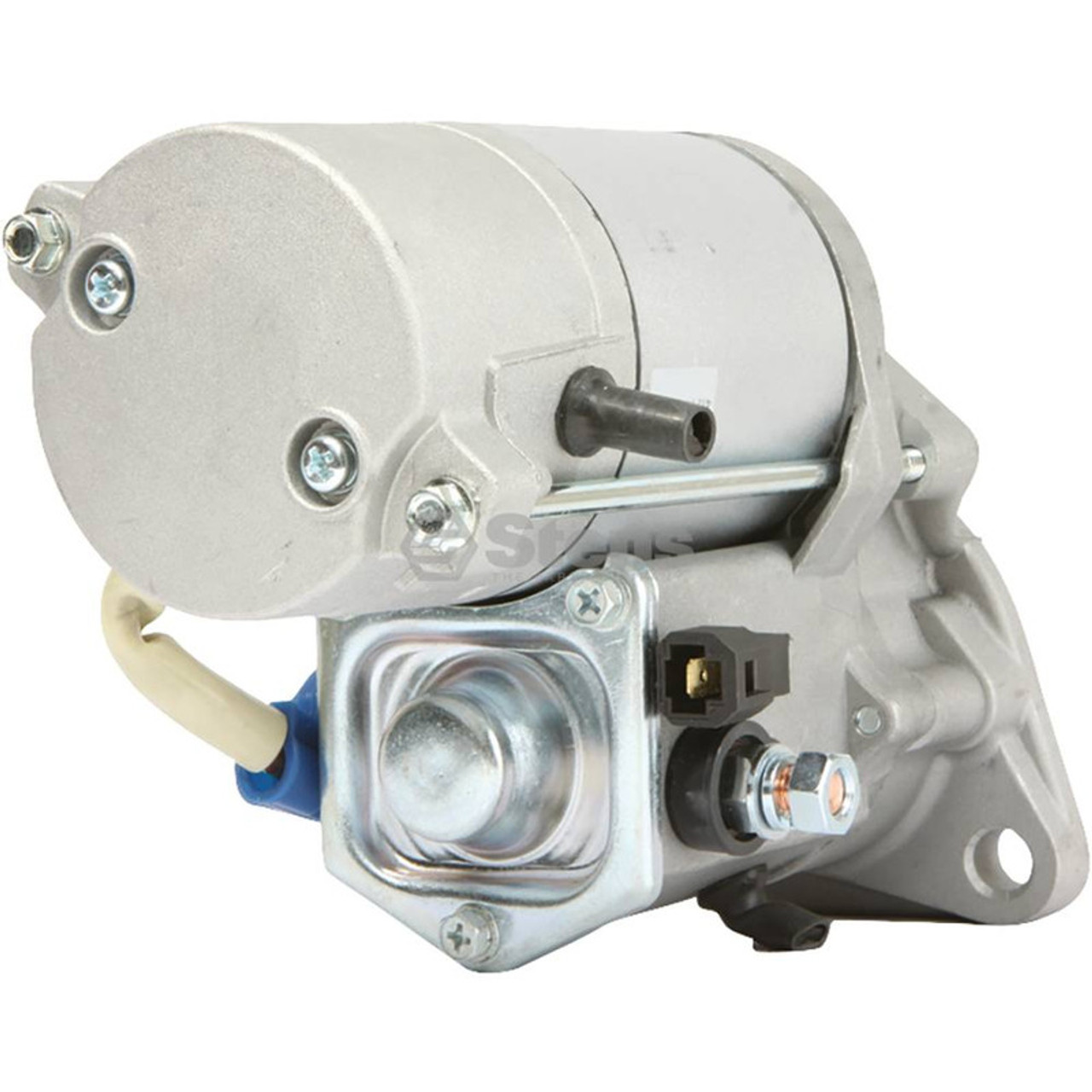 Electric Starter for Kubota KX1213, KX1213R3, KX1213R4, KX1213R4A, KX1213S,KX1213S3, KX1213S4, KX1213S4A, KX1213ST, KX1613, KX1613R1, KX1613R2, KX1613S, KX1613ST, KX1613S1, KX1613S2, L3430HSTC, L4330HSTC, L4740, L4740GST, L4740GST3, L4740HST, 1712363013, 1712363016, 1G91163012, 17123-63013, 17123-63016, 1G911-63012
