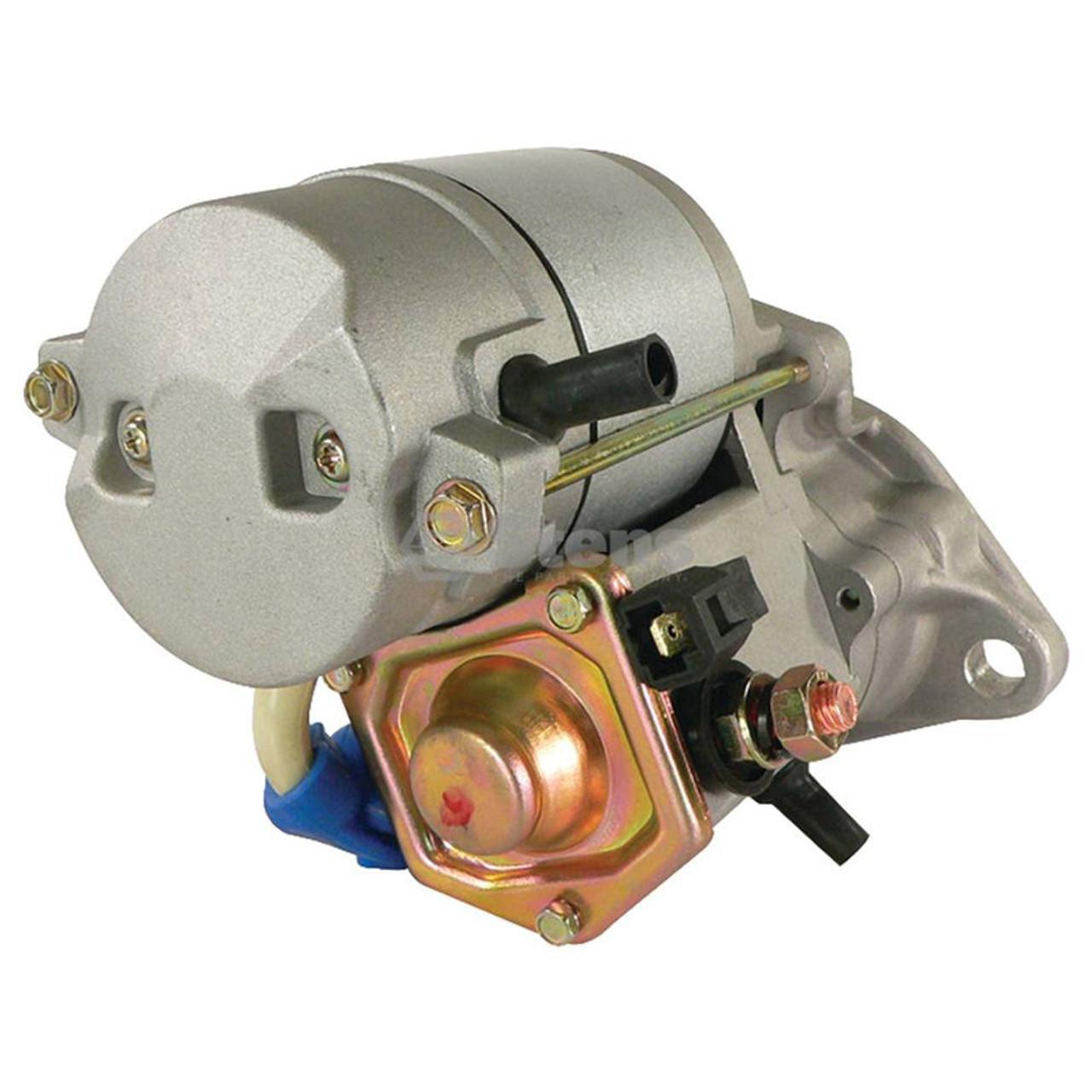 Electric Starter for Kubota F2302, L3350DT, L3350HDT, L3350MDT, L345DT, L3750, L3750DT, L3750HDT, L3750HF, L3750MDT, L3750MF, L4150, L4150DT, L4150DTN, L4150F, L4150HDT, L4150HF, L4150MDT, 1560163010, 1560163012, 1562163010, 1562163012