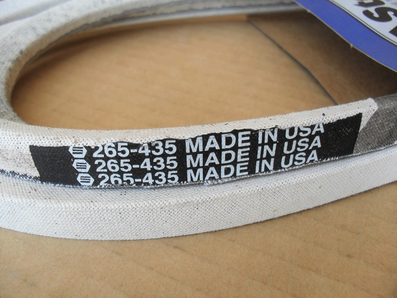 """Deck Belt for Craftsman T8000 42"""" Cut, 754-05021, 954-05021, Made In USA"""