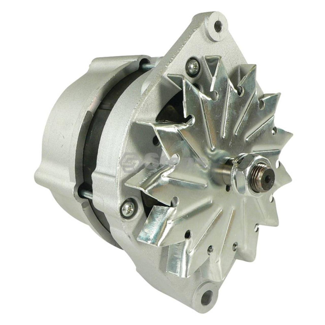 Alternator for Case 1150H, 1818, 1835C, 1835C, 1840, 1845C, 1896, 2096, 25+4, 360, 4000, 4000, 4000, 4000, 40XT, A187873, AR187873