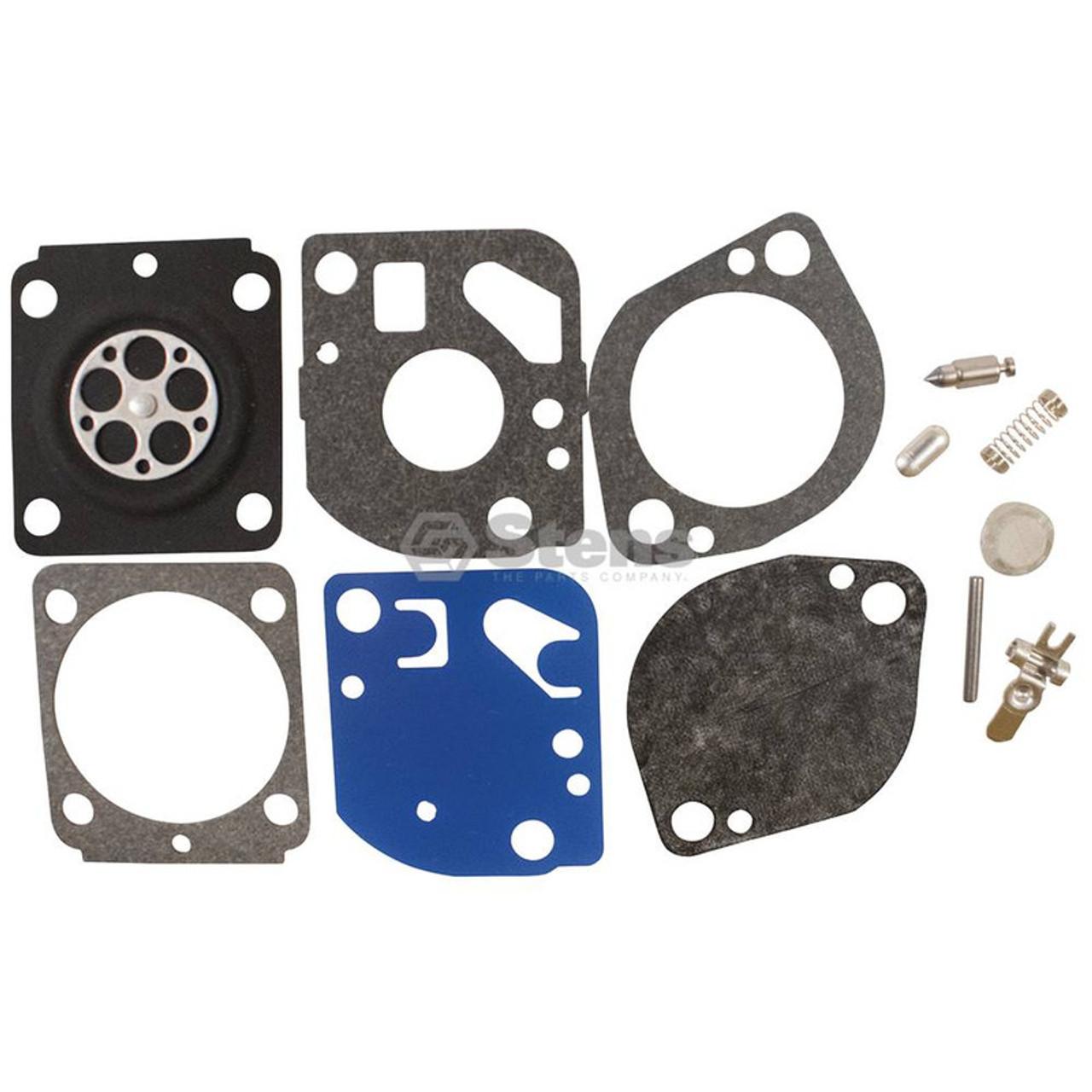 Carburetor Rebuild Kit for Zama RB134, RB160, RB165, RB97, RB-134, RB-160, RB-165, RB-97