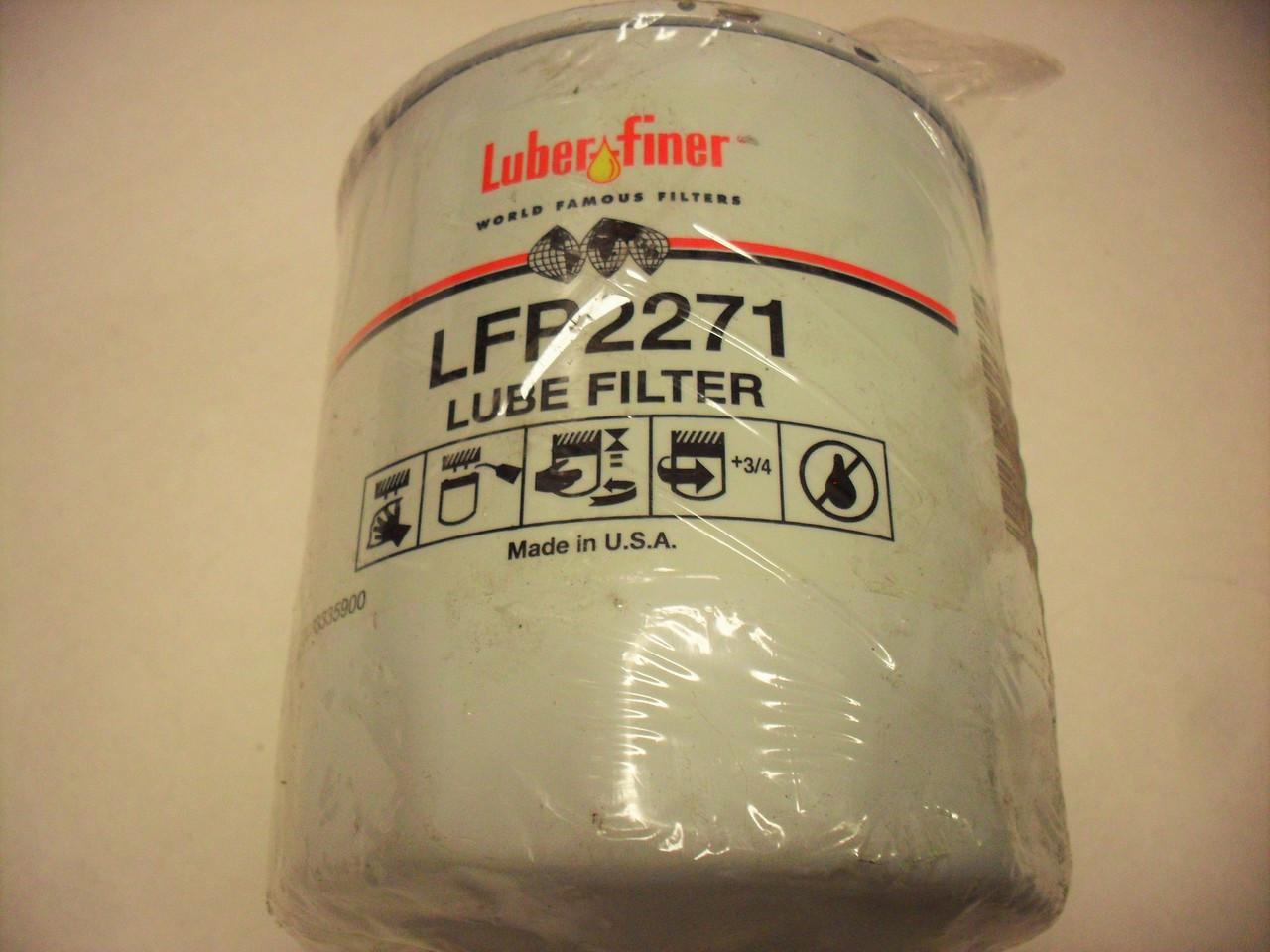 Oil Filter for Clark Equipment 1804374