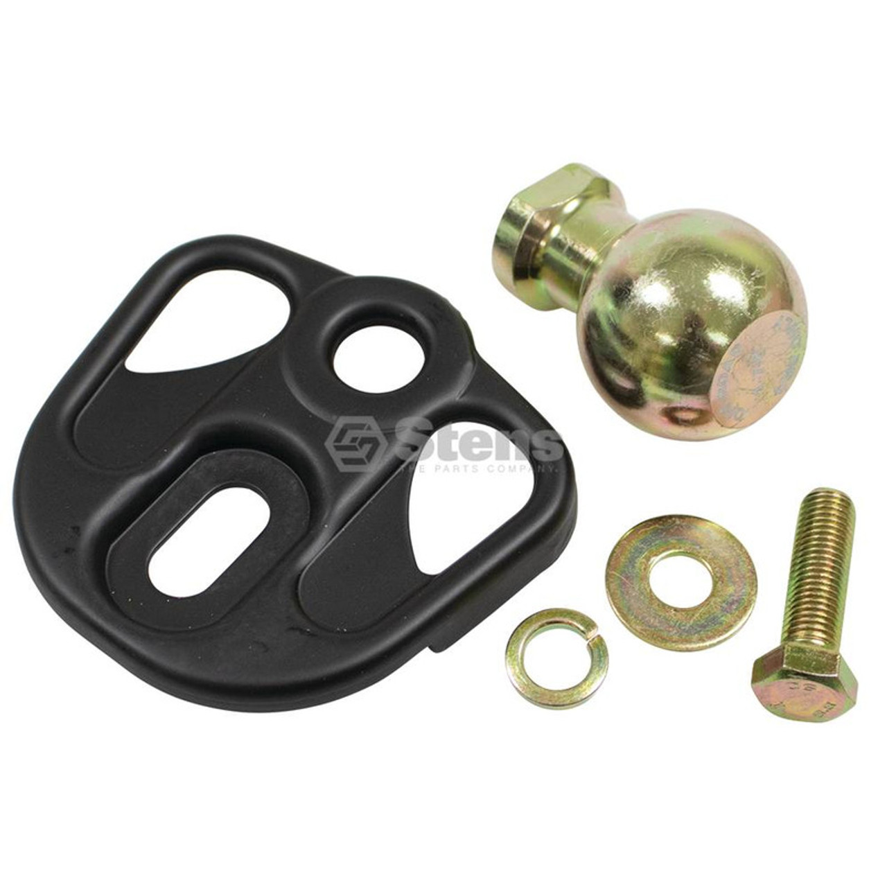 Tow Hitch Plate 3 Way Assembly, Great for pulling trailers, boats, and more 285-778