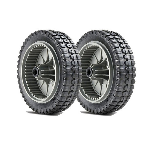 2 Self Propelled Drive Wheels Tires for Murray and Scotts lawn mower 672441, 672441MA