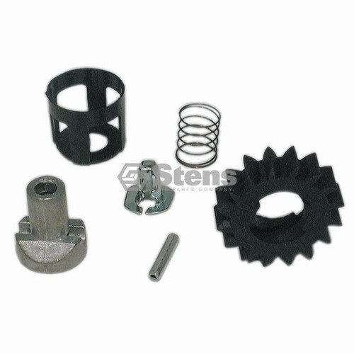 Starter Drive Gear Rebuild Kit for Briggs and Stratton 495877, 696539 &