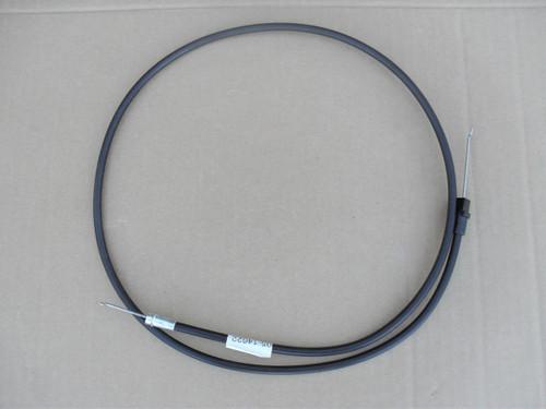 Shift Cable for John Deere 12SB, 14SB, 14SC, 14SE, 14SX, JA65, JE75, JX75, JX85, AM107139, GC00578, shifter
