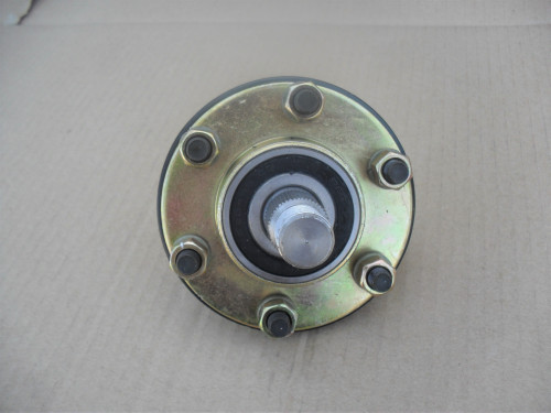 """Deck Spindle for MTD 50"""" Cut 618-0118, 918-0118 Cub Cadet, Huskee, Yardman, middle, right side"""