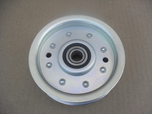 "Idler Pulley for Murray 23339, 23339MA, 40501, Height: 1"" ID: 1/2"" OD: 4"" Noma, Made In USA"