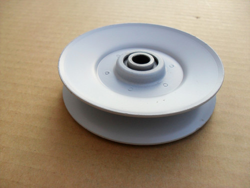 "Idler Pulley for Noma 53244, ID: 3/8"" OD: 3-1/2"""
