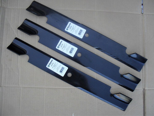 "Blades for Dixie Chopper 60"" Cut, 3022760, 3022760H, 3022760V, A6022760N, 30227-60, 30227-60H, 30227-60V, A60227-60N, Hi Lift, Made In USA"
