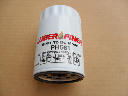 Oil Filter for Ditchwitch 1025SK, 2300, 3210, 440, 444A Jet Tracks, 5700, S40, S45, Z45/22IC, Z60/34RT, 195806 Made In USA