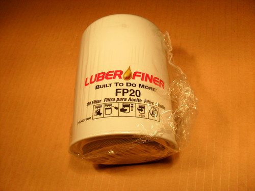 Oil Filter for Ditchwitch 8/60 Jet Trac, JT2320, JT2511, Power Pac 115 Power Pac 175 Directional Boring Systems 6520, 7020, 8020, HT100, HT150, R100, R100J, RT100, RT150 Trencher 195873 Made In USA