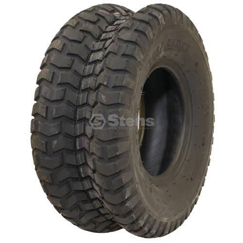 Kenda Tire 18x8.50-8, Tubeless 4 Ply Turf Rider 103580868B1, 24341000, 24341067