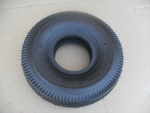 Kenda 4.10x3.50-4 Tire Tubeless 2 Ply 073540416A1, 20550000 saw tooth, lawn mower