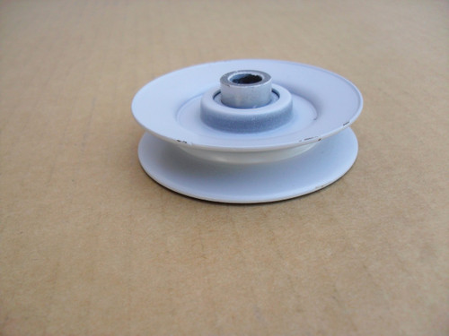 """Idler Pulley for FMC 1727978, 172-7978 Height: 5/8"""" ID: 3/8"""" OD: 2-5/8"""" Made In USA"""