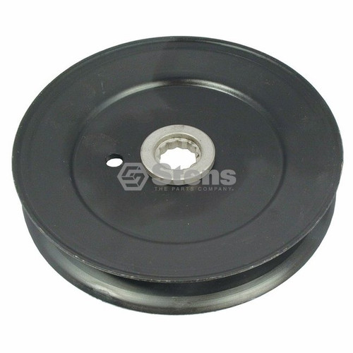 "Deck Spindle Pulley for MTD 42"" Cut 756-0980, OD: 5-3/4"" Huskee, Ranch King, Yard Machine, Yardman"