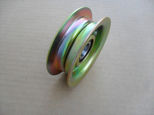 Deck Idler Pulley for John Deere L110, L118, L120, L130, GY20067, GY22172 Made In USA