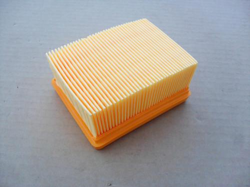 Air Filter for Makita DPC6430, DPC6431, DPC6440, DPC6441, DPC7330, DPC7331, DPC7340, DPC7341, DPC8131, DPC8132, EK7301, 395173010, 395173011, 395 173 010, 395 173 011
