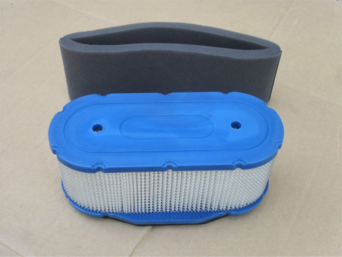 Air Filter for Bobcat 2722212, 2722213 Includes Pre Cleaner Wrap