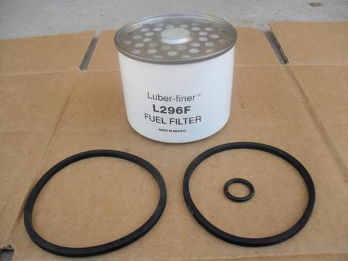 Fuel Filter for Clark Equipment 35A, C500, GC138I, GP138I, 45B, 3885315, 3885315B