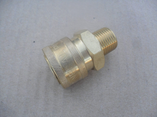 Hose Quick Coupler Disconnect Brass Socket for Pressure Washer 4000 PSI General Pump D10004, 758-591