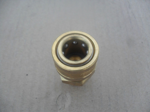 Hose Quick Coupler Disconnect Brass Socket for Pressure Washer 4000 PSI General Pump D10004