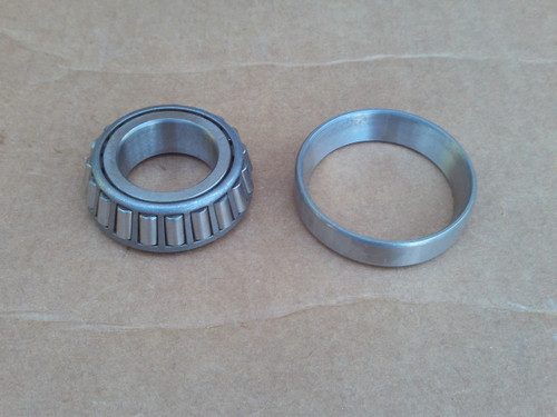 Bearing and Race for Exmark Navigator, Turf Ranger, Lazer Z, 1543508, 1543509, 543509, 1-543508, 1-543509