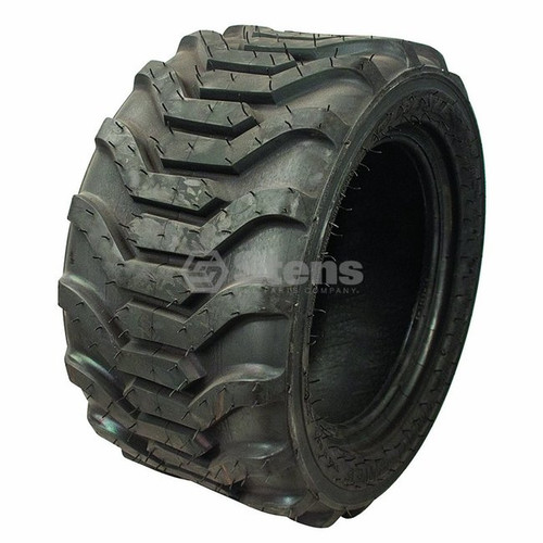 Carlisle Tire 18-8.50-10, Trac Cheif, 4 Ply Tubeless for Skid Steers, Backhoes, Subcompact Tractors, Aerial Platform Lifts, Rough Terrain Forklifts 51S311