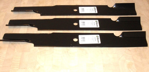 "Air Lift 61"" Cut Deck Blades for Scag Turf Tiger, Cheetah and Wildcat 482879, 482881"