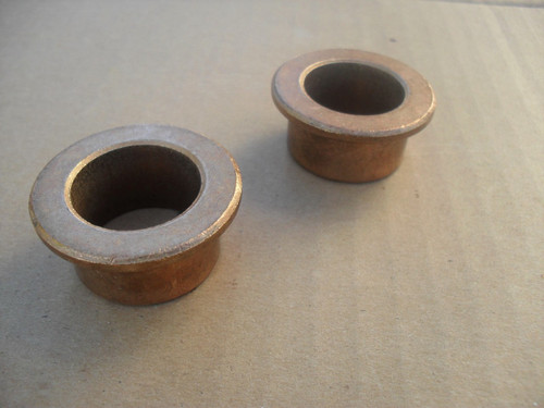 Caster Wheel Support Bushing Bearing for Scag 4810002, 48100-02, Set of 2 bushings bearings