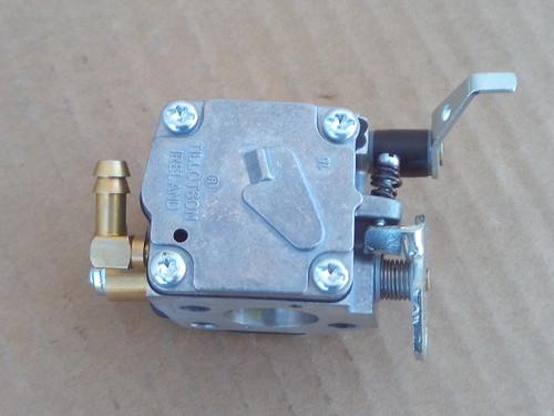 Carburetor for Wacker BS500, BS500S, BS600, BS600S, BS650, 0117285 Jumping Jack Rammer Tamper Tillotson HS284F, HS-284F, Carb