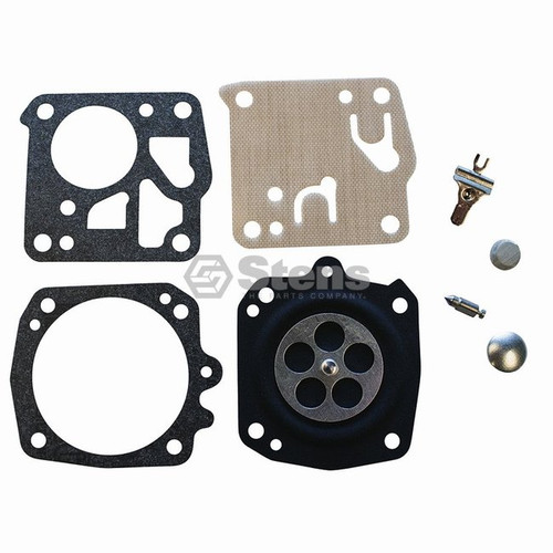 Tillotson Carburetor Rebuild Overhaul Kit for Stihl TS400, TS460 Cutquik saw, 084, 088, MS880 chainsaw cutoff saw 1124 007 1060, 11240071060, RK-28HS, RK28HS