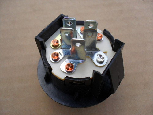 Ignition Starter Switch for Toro Z Master, TimeCutter ZS, SS series, Titan 117-2221, 1172221