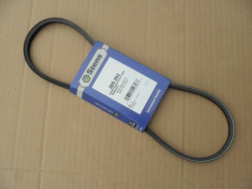 Drive Belt for MTD 754-04082, 754-04101, 754-0637A, 954-0637A, Made In USA, Self Propelled