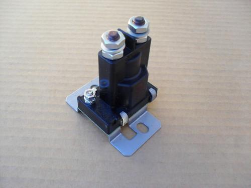 Starter Solenoid for Scag SSZ, ST, STG, STH, STHM, SW, SWZ, 48016, Walk Behind Lawn Mower