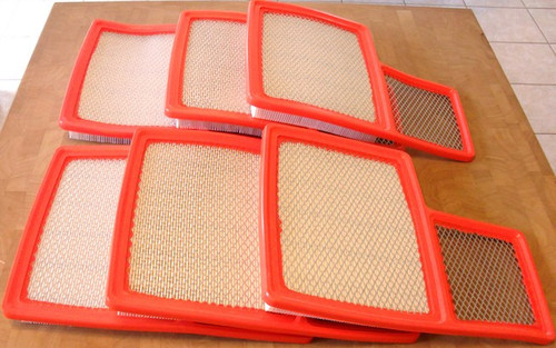 Shop Pack of 6 Air Filters for Yamaha G16, G20, G21, G22, G29, JN6-E4450-01, JN6E445001