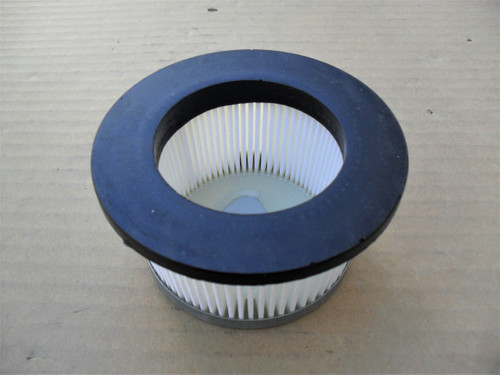 Air Filter for Tecumseh H30, H35, H50, H60, H70, HS40, HH60, HH70, V60, V70, TVM140, Troy Bilt Roto Tiller 2.5 HP to 8 HP, 30727