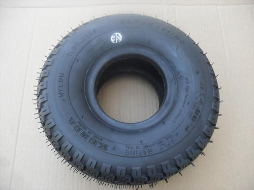 Kenda Tire 11x4.00-4 Super Turf 4 Ply Heavy Duty 105000452B1, 206A1083