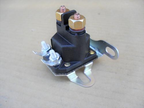 Universal Starter Solenoid for Stiga 1134294602, 1134296201, 9400007000, 94285, ST1134294602, ST1134296201, 1134-2946-02, 1134-2962-01, 9400-0070-00,ST1134-2946-02, ST1134-2962-01